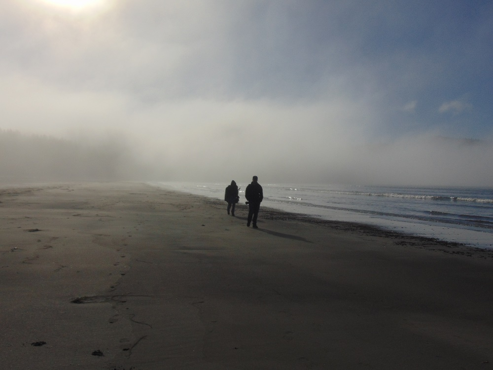Pachena Beach, Coastal Shores