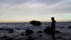 Balance Rock, Haida Gwaii