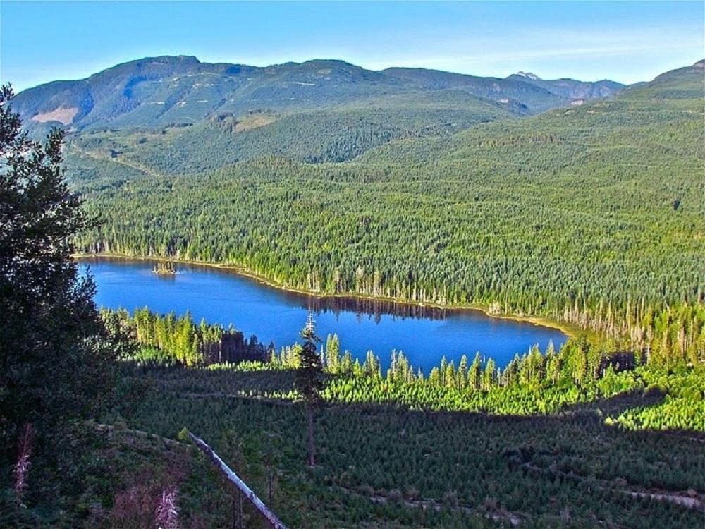 Bacon Lake, BC