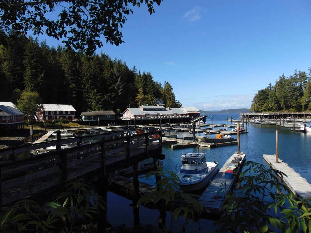 Telegraph Cove, Vancouver Island, Pacific Northwest