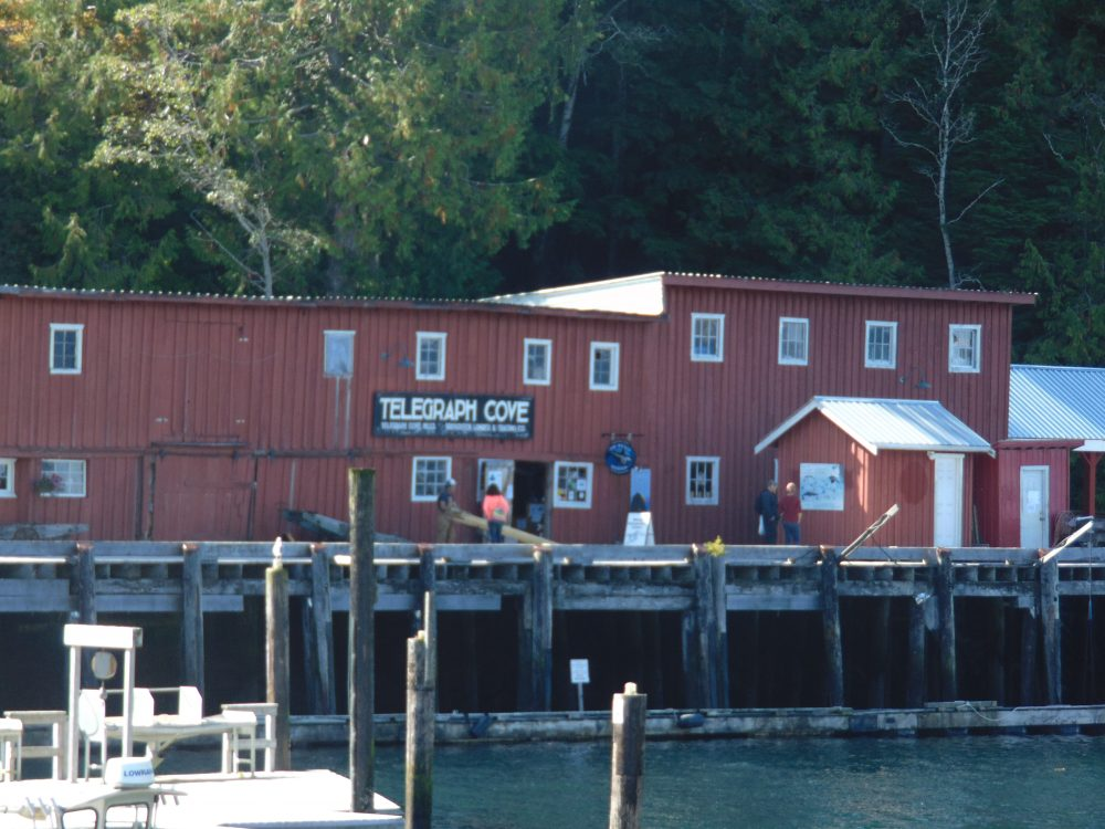 Telegraph Cove, Vancouver Island, Pacific Northwest