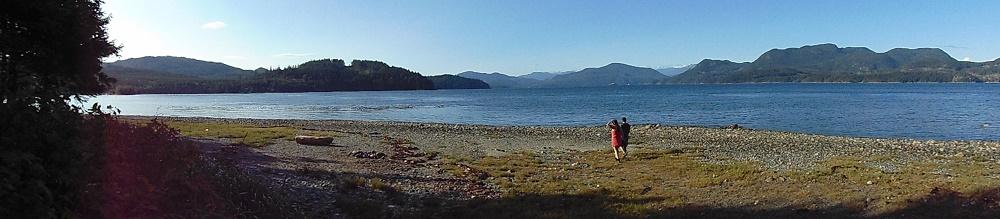 Elk Bay, Vancouver Island, Pacific Northwest