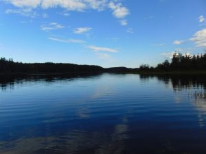 Lower Quinsam Lake