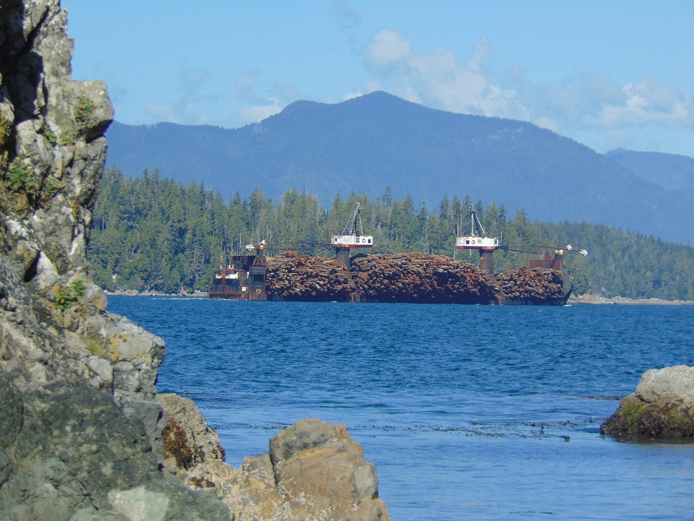Alberni Inlet, Pacific Northwest