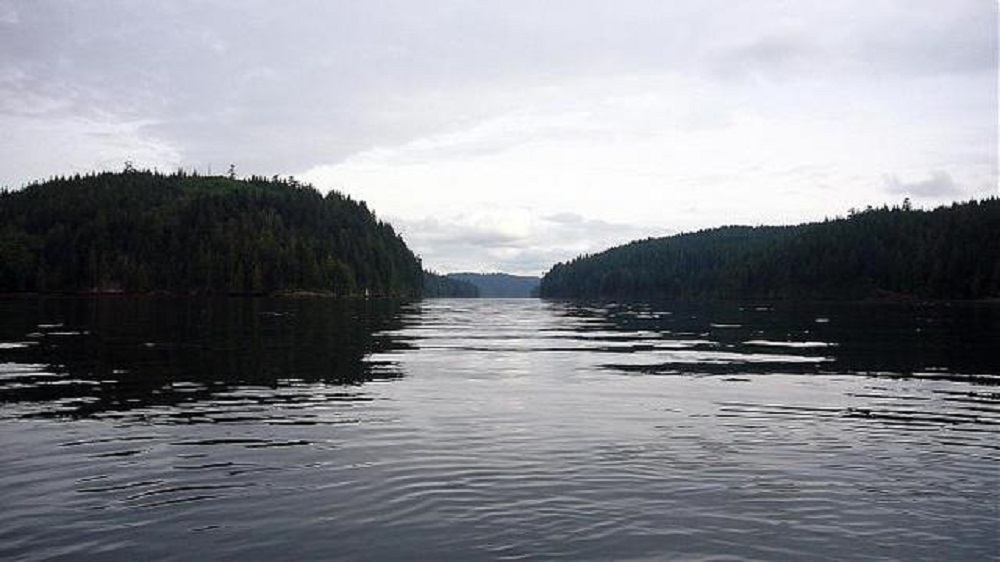Drake Island, Pacific Northwest