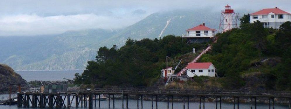 Nootka Island, Coastal Islands