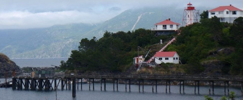 Friendly Cove, Vancouver Island, Pacific Northwest