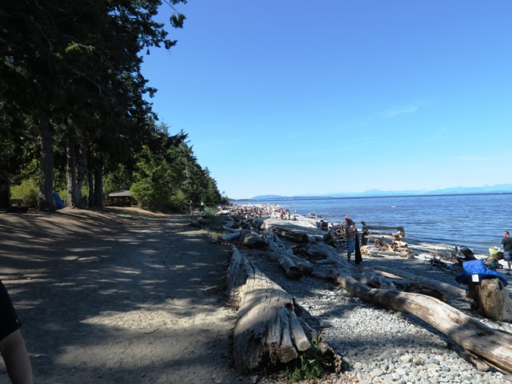 Miracle Beach, Vancouver Island, BC