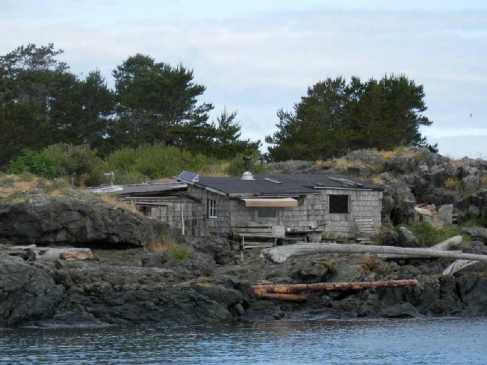 Mitlenatch Island , Pacific Northwest