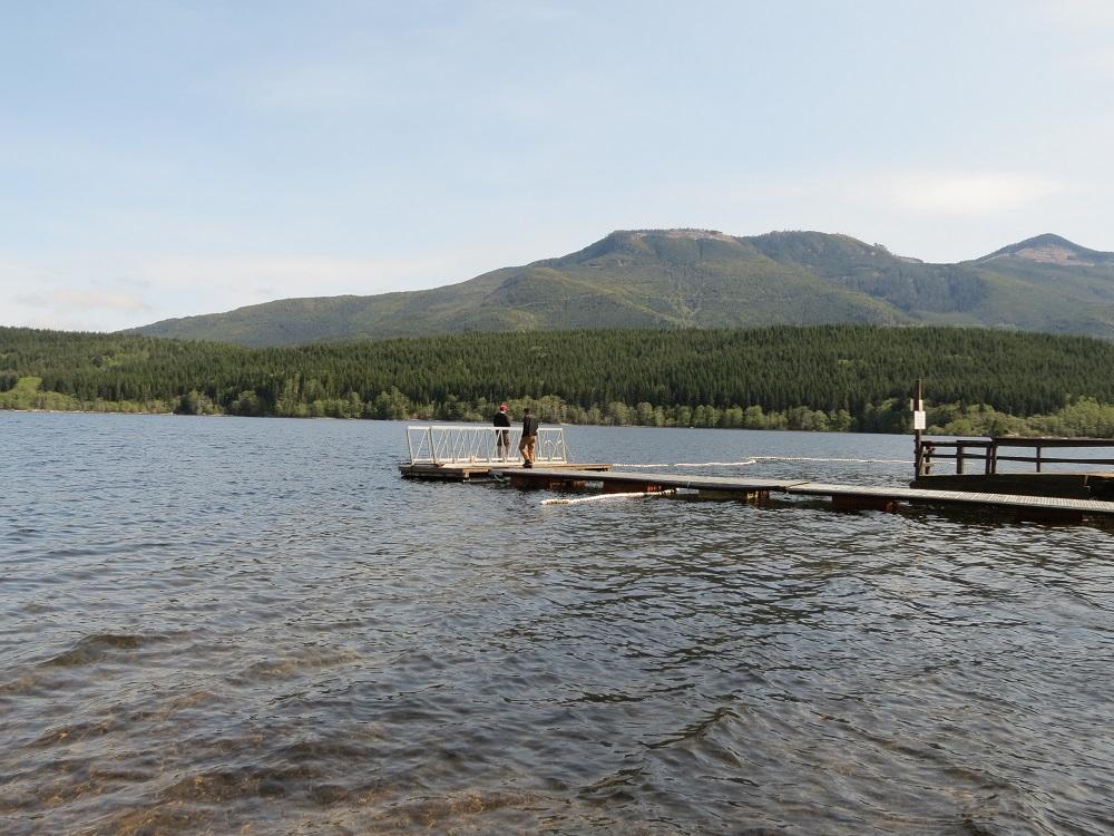 Alice Lake, BC Lakes, Vancouver Island, BC