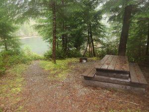 Antler Lake, BC coast, Vancouver Island