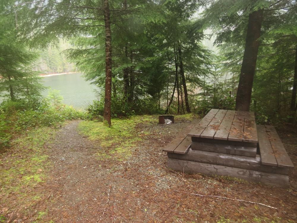 Antler Lake, Vancouver Island, Pacific Northwest