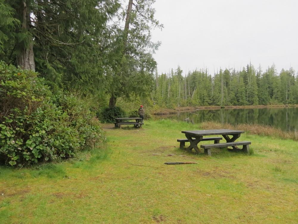 Beaver Lake, Vancouver Island, Pacific Northwest