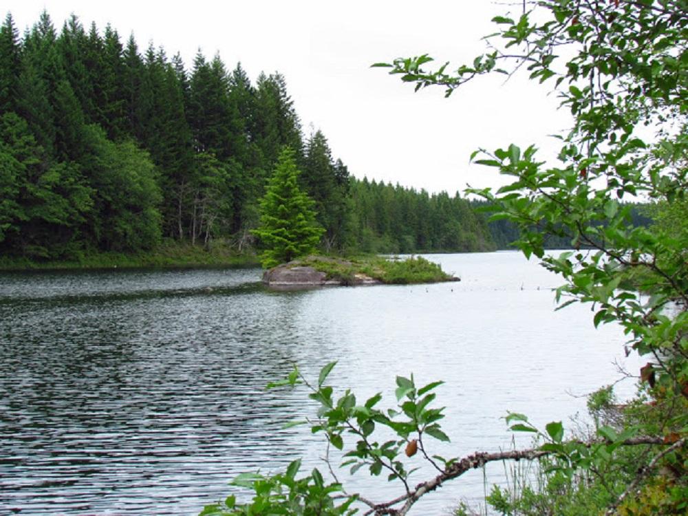 Beavertail Lake, BC Coastal Region