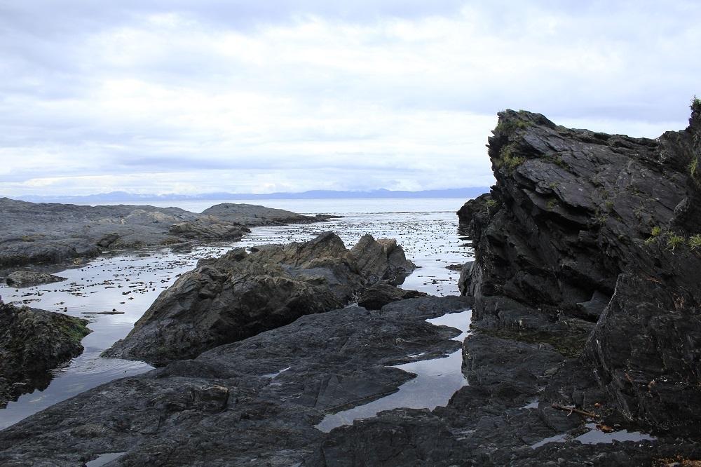 Botany Bay, Pacific Northwest