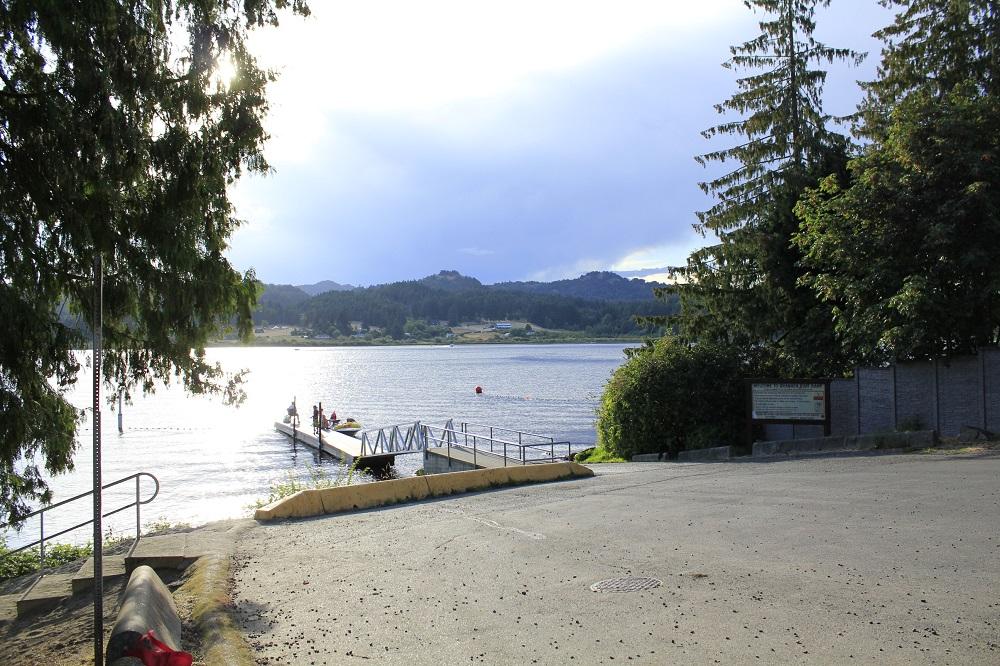 Brannen Lake, Vancouver Island, Pacific Northwest