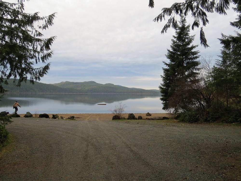 Brewster Lake, Vancouver Island, BC