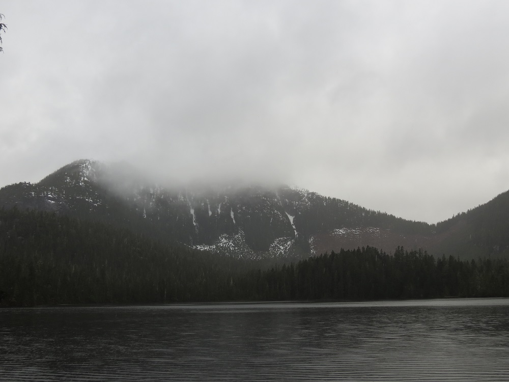 Bull Lake, Vancouver Island, Pacific Northwest