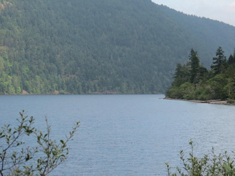 Cameron Lake, Vancouver Island, Pacific Northwest
