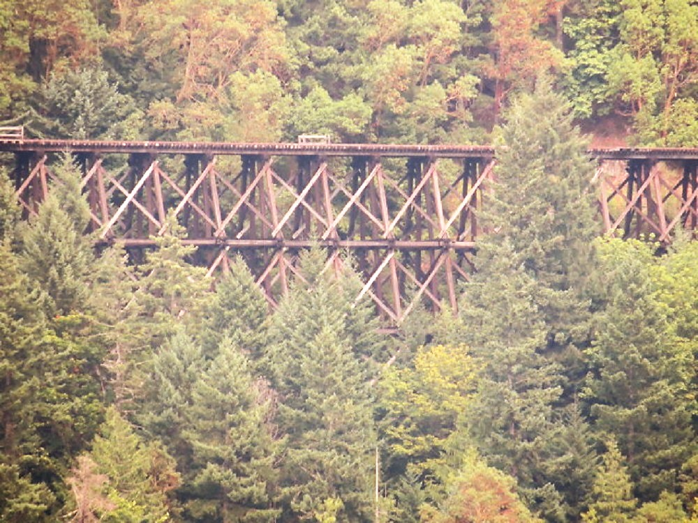 Cameron Lake Trestle