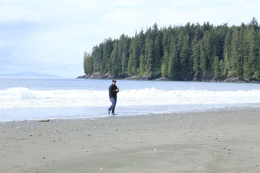 China Beach Trail, Vancouver Island, BC,
