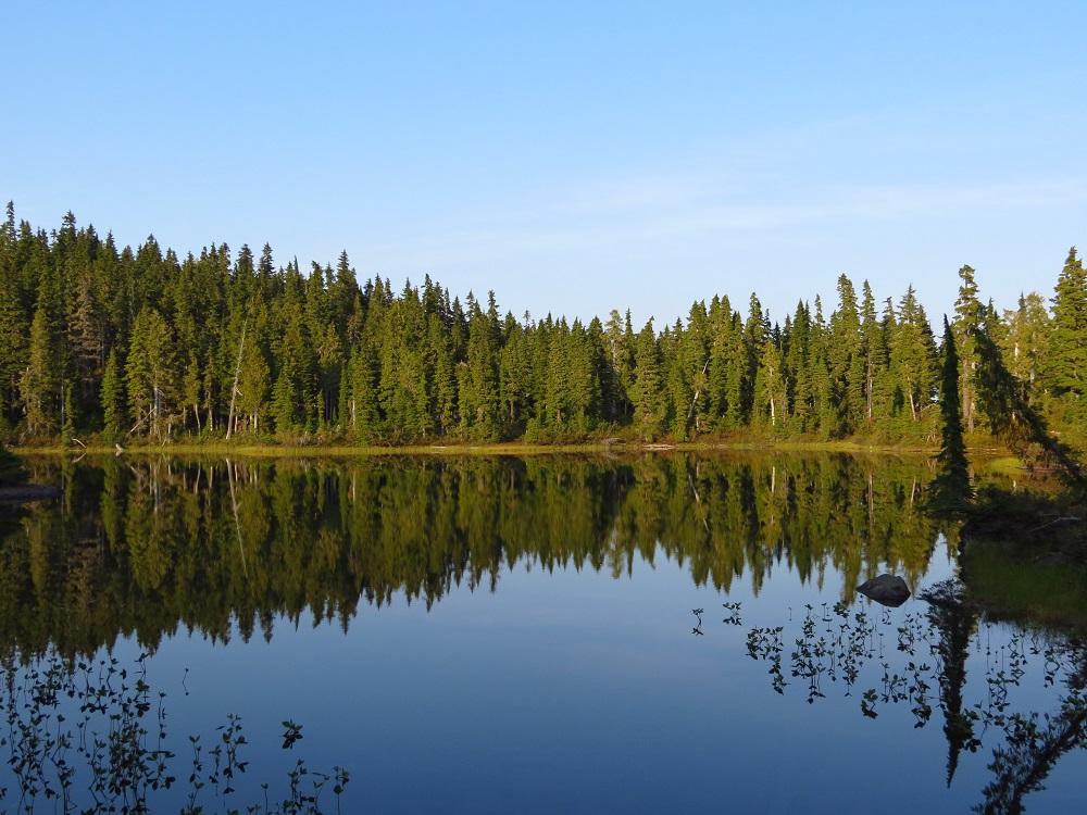 Circlet Lake