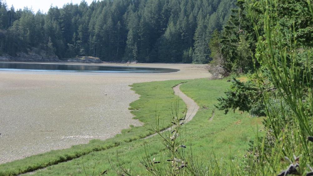 Cortes Island, Pacific Northwest
