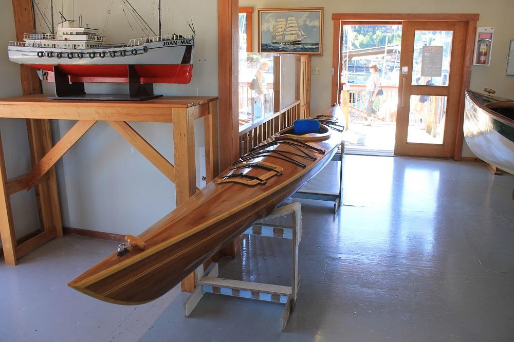 Cowichan Bay Museum, Vancouver Island, Pacific Northwest