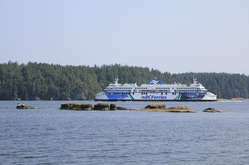 Departure Bay, Vancouver Island, Pacific Northwest