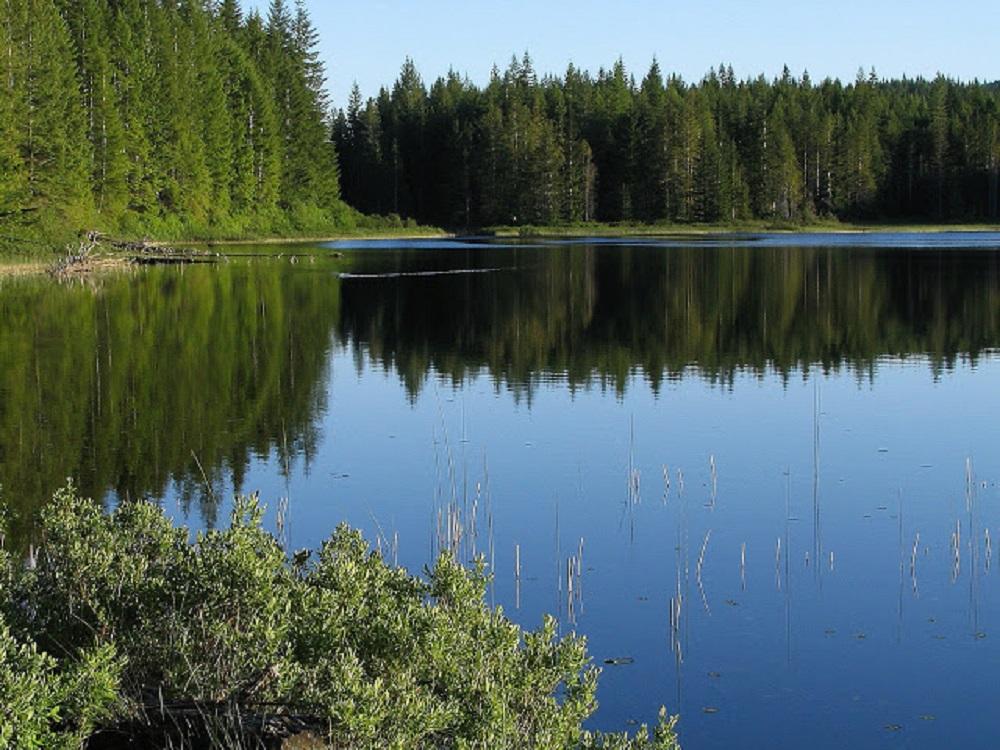 Farewell Lake