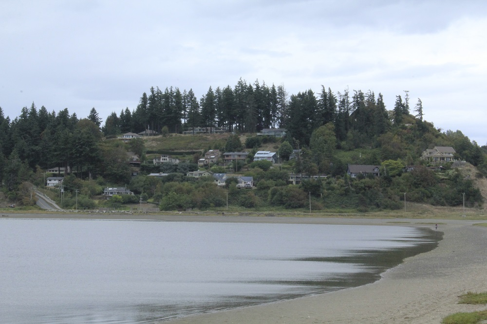 Goose Spit Beach, Vancouver Island, Pacific Northwest