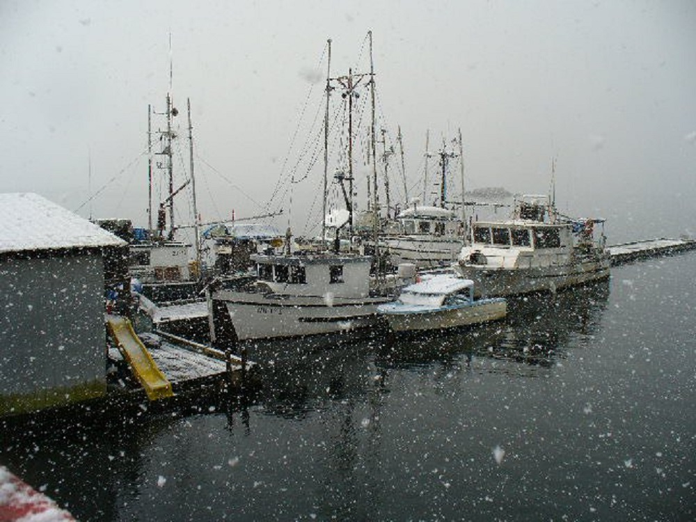 Gilford Island, BC