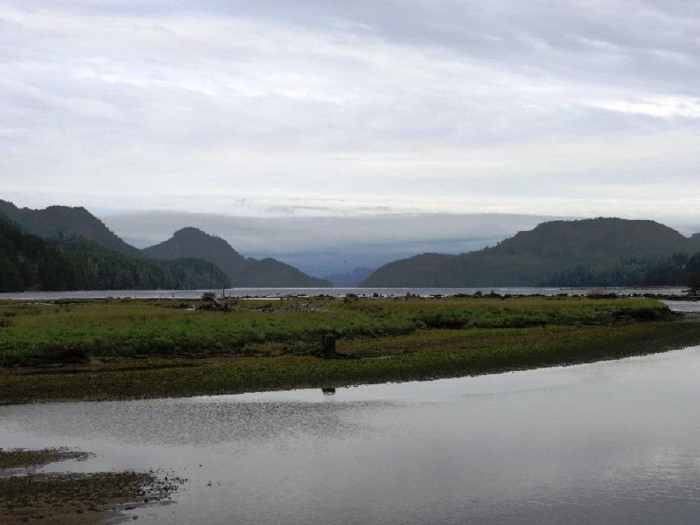 Holberg Inlet