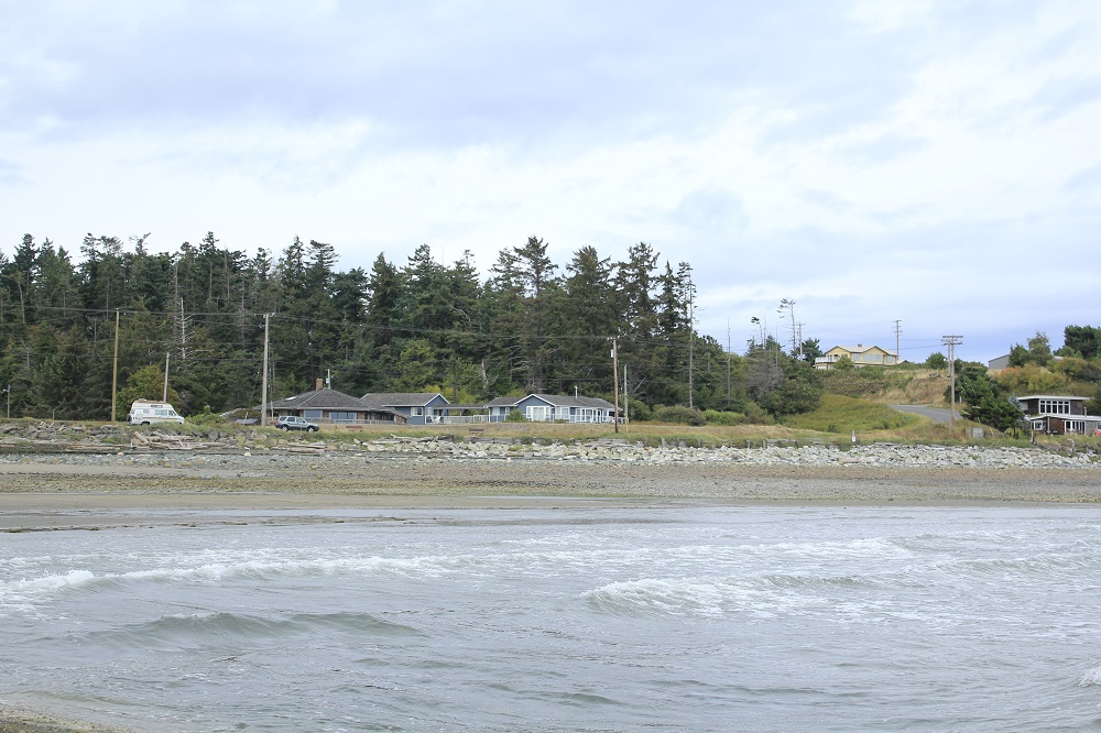 Holmes Point Beach, Vancouver Island, Pacific Northwest