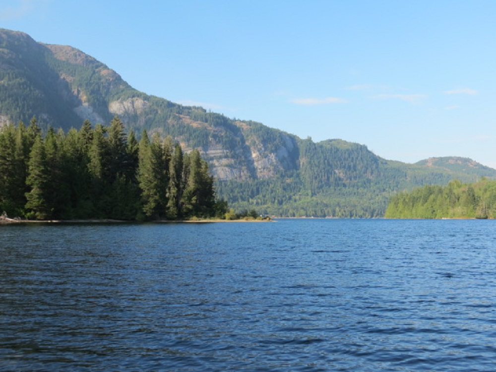 Horne Lake, Vancouver Island, Pacific Northwest