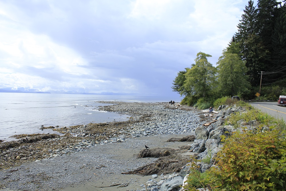 Jordan River Beach, Vancouver Island, Pacific Northwest