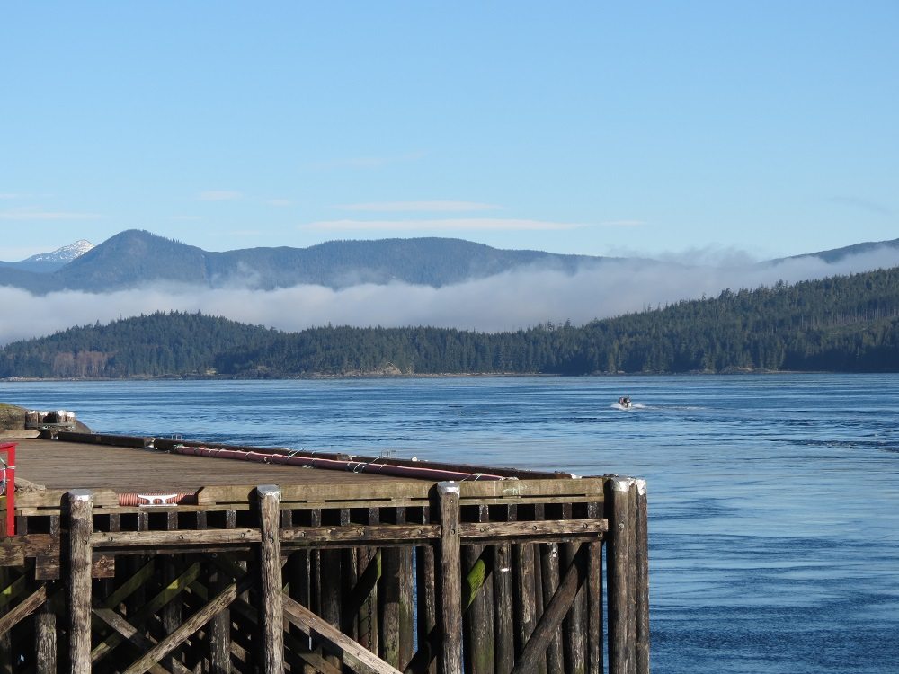 Kelsey Bay, Vancouver Island, BC