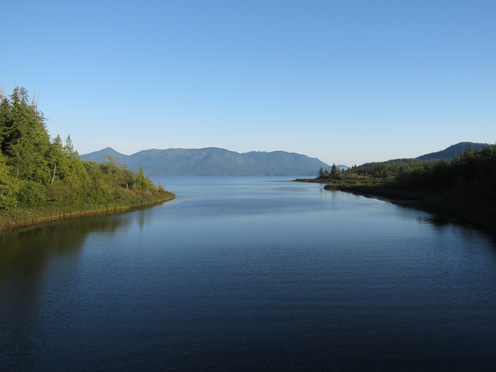 Kennedy Lake, Vancouver Island, Pacific Northwest