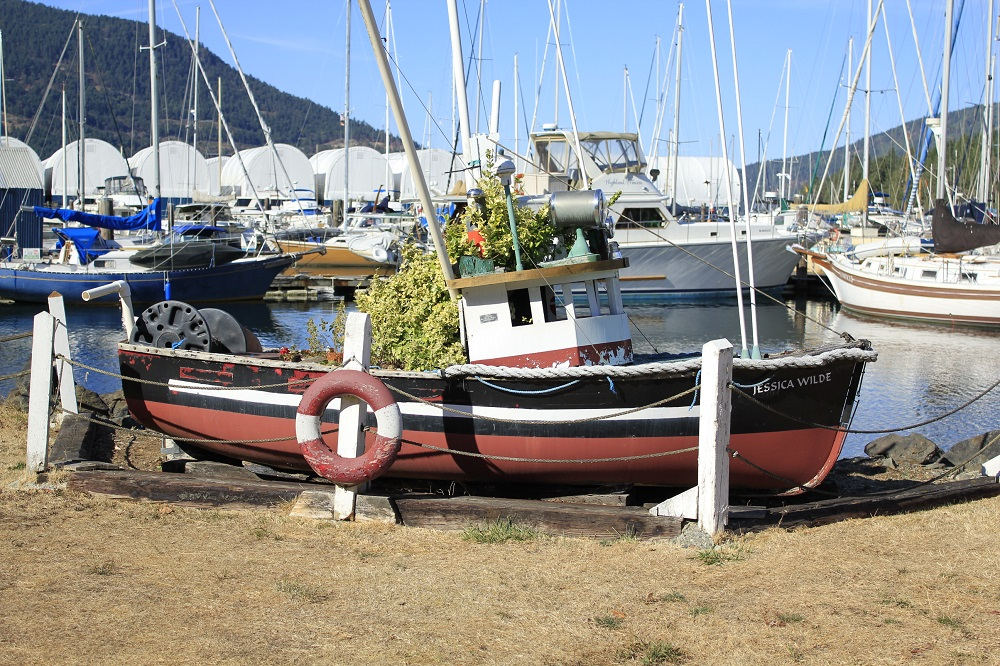 Maple Bay, Vancouver Island, Pacific Northwest