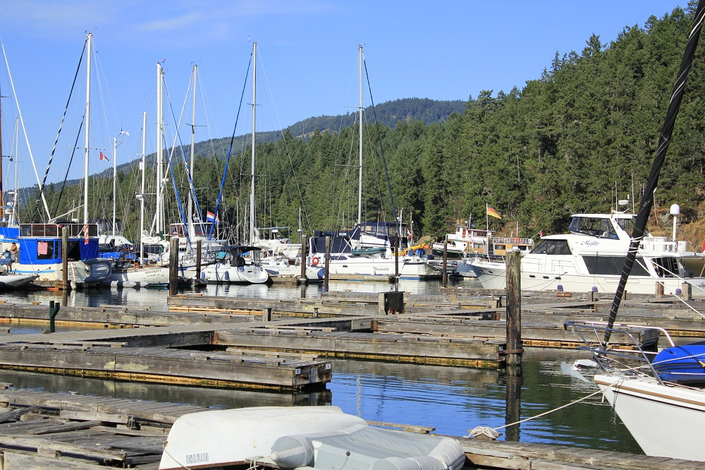 Maple Bay, Vancouver Island, Pacific Northwest