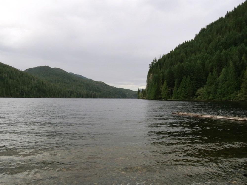 McCreight Lake, Vancouver Island, Pacific Northwest