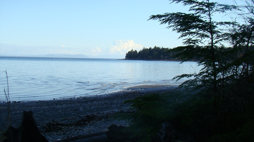 Miracle Beach, Vancouver Island, Pacific Northwest