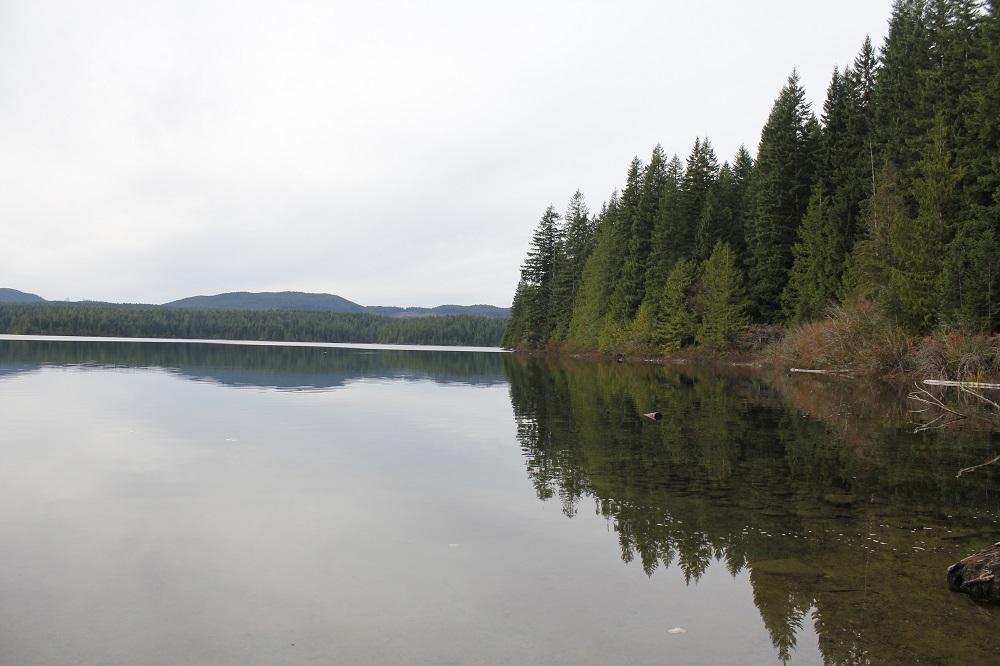 Mohun Lake, Vancouver Island, Pacific Northwest