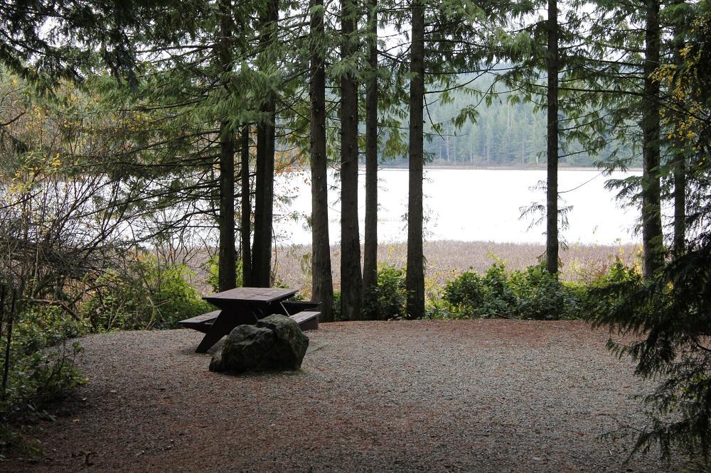 Morton Lake, Vancouver Island, Pacific Northwest