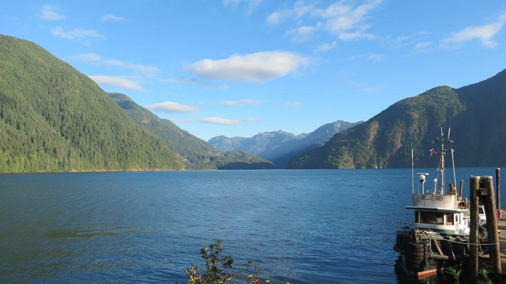 Muchalat Inlet, BC Coastal Region.