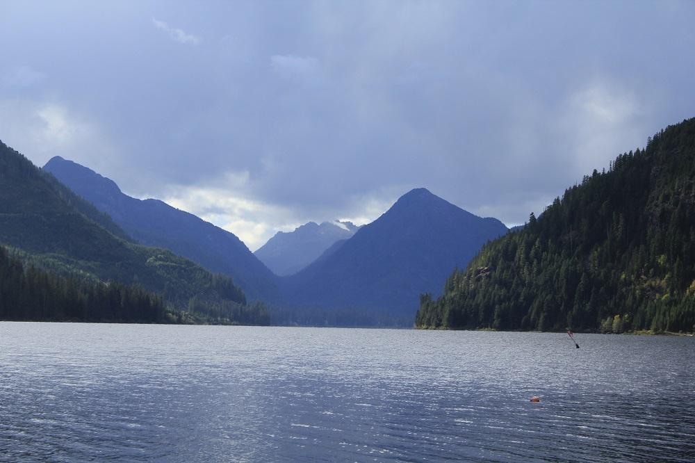 Muchalat Lake, Vancouver Island, Pacific Northwest