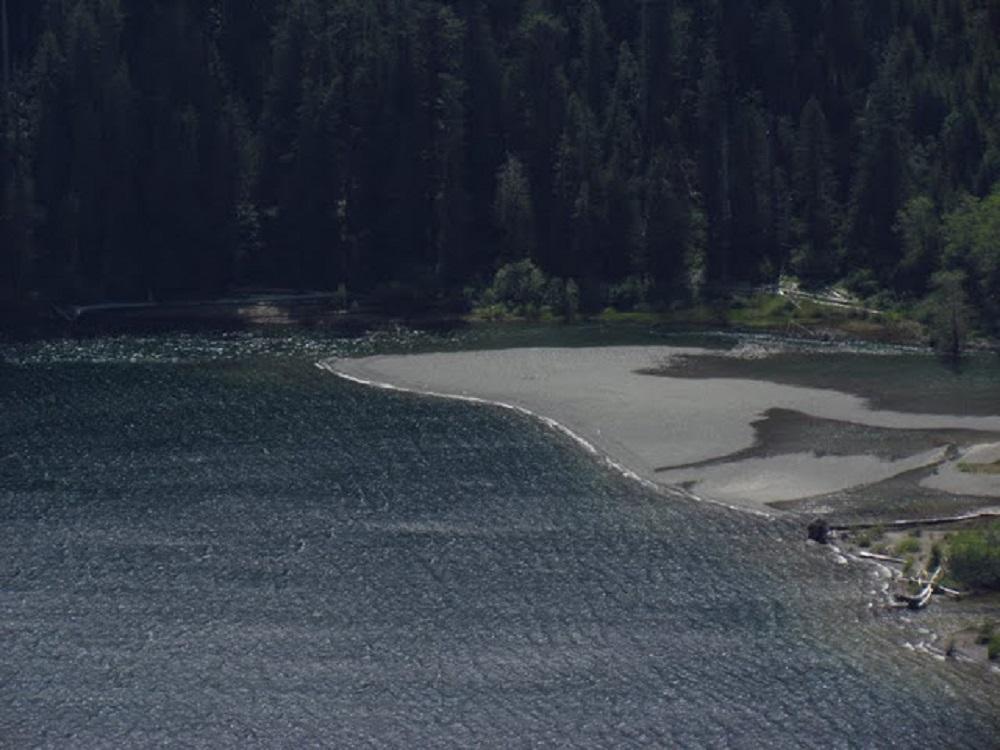 Nahmint Lake, Vancouver Island, Pacific Northwest