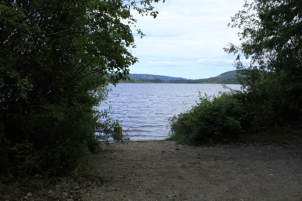 Nanaimo Lakes, Vancouver Island, Pacific Northwest