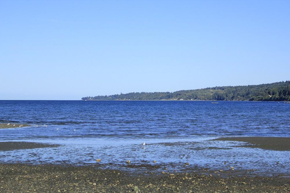 Nanoose Bay Beach, Vancouver Island