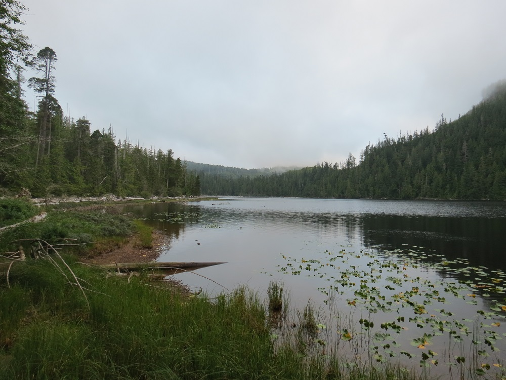 Nahwitti Lake, Vancouver Island, Pacific Northwest